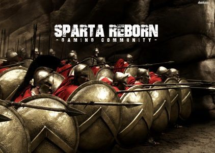 Hello world – Welcome to Sparta Reborn!
